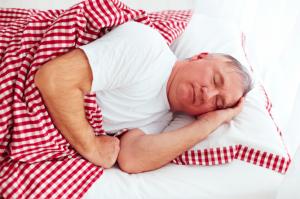 sleeping after 60