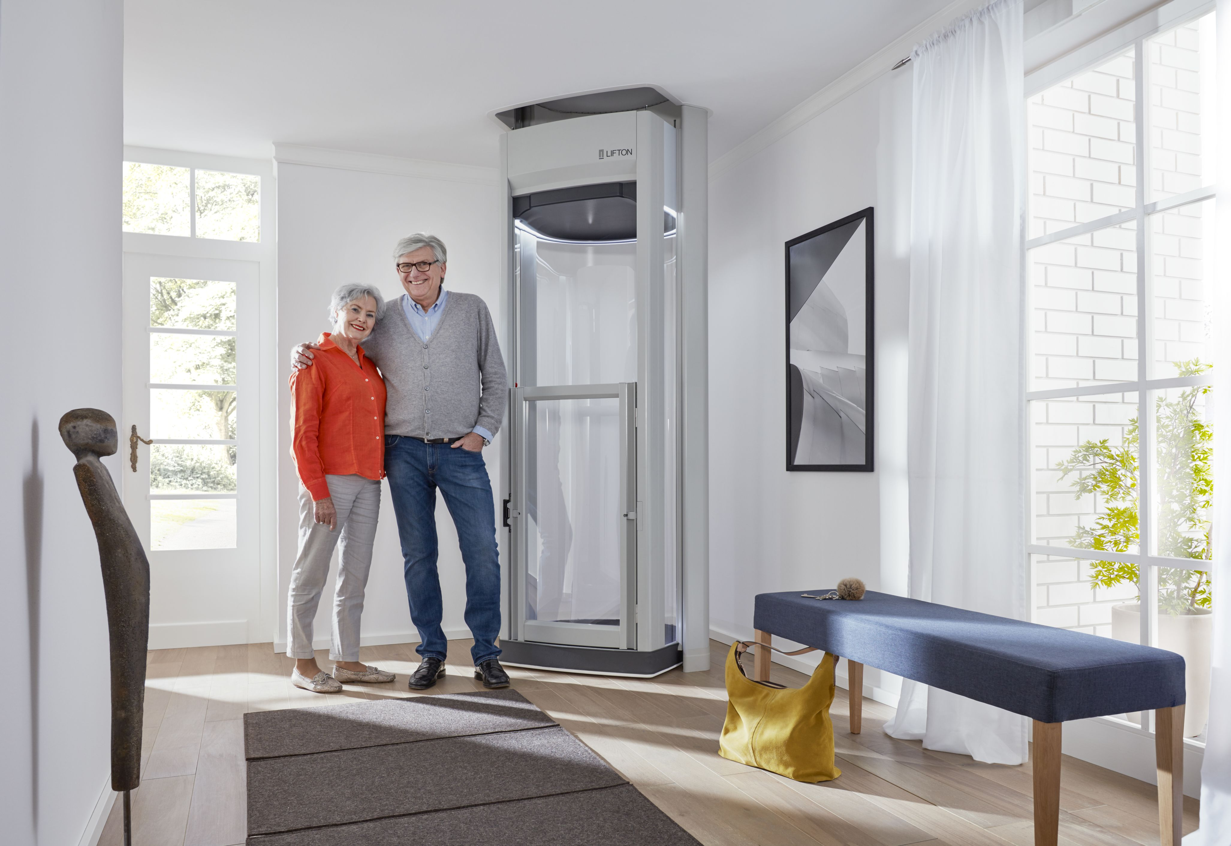 Stiltz Home Elevators Where Mobility Meets Style