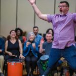 Greg Whitt – Drum for Change – Award-Winning Teaching Artist