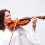 Inês Delgado – Violinist Performer, Educator & Community Music Facilitator