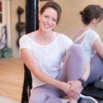 Lisa Priebe-Founder Motiv8d Trainer;Sage Stream Content Advisor for Fitness